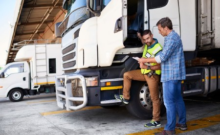 new tax laws for truck drivers 2018